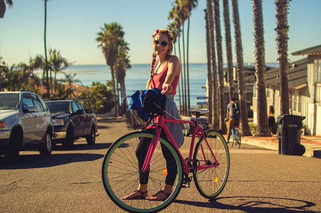 השכרת רכב או אופניים